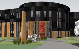 New housing rendering