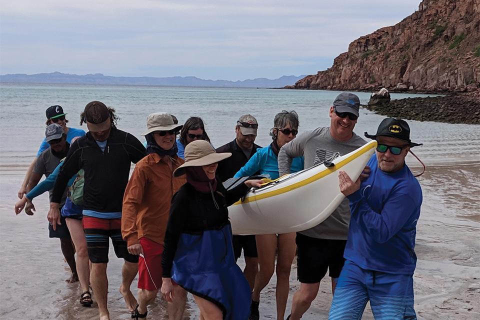 Paddles and Pedagogy COLT
